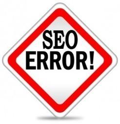 Ошибки SEO-продвижения