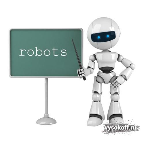 Robots.txt – что это такое?