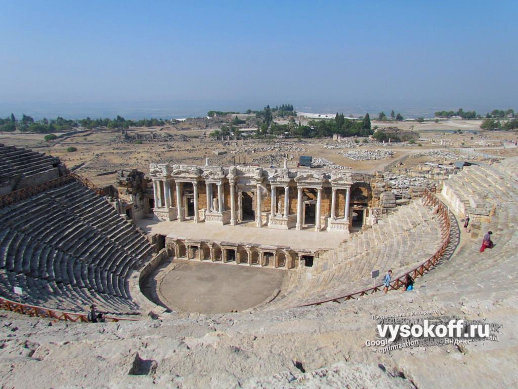 Памуккале: город Хиераполис