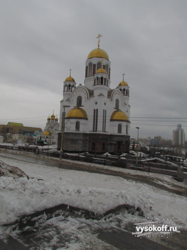 Храм Вознесения - куда же без храмов в нашем светском государстве