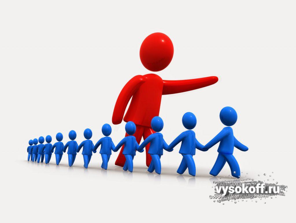 Делегирование полномочий руководителем