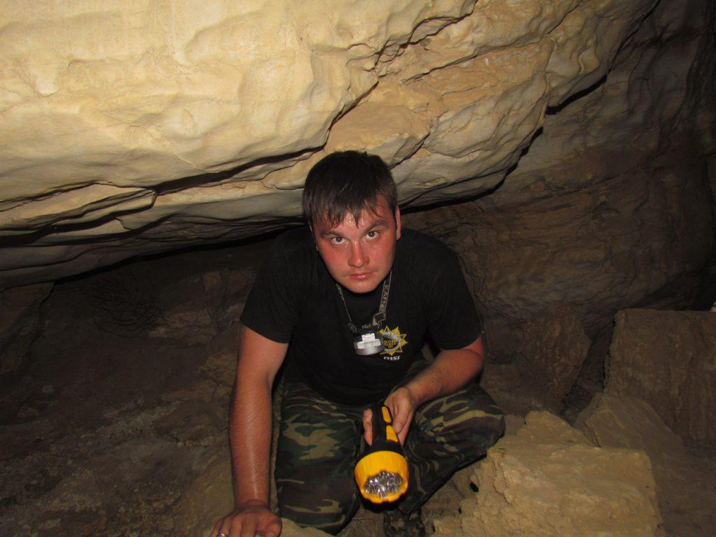 Баскунчакские пещеры